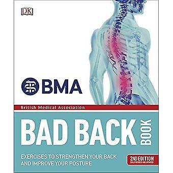 BMA dålig rygg bok