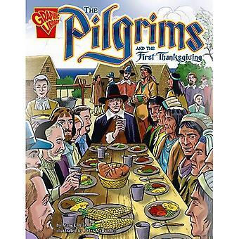 Pilegrimer og den første Thanksgiving (grafisk historie)