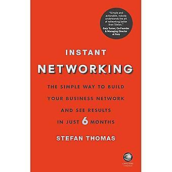 Instant tietoliikenne: Yksinkertainen tapa rakentaa business network ja nähdä tulokset vain 6 kuukautta