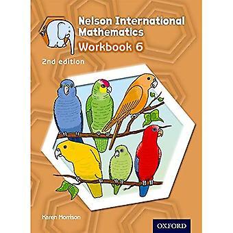Nelson International Mathematics 2nd edition Workbook 6