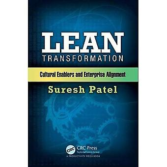 Lean Transformation: Cultural Enablers and Enterprise Alignment