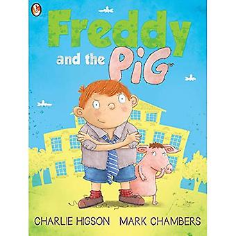 Freddy et le cochon