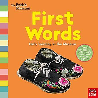 British Museum: Premiers mots (BM premiers Concepts) [cartonné]