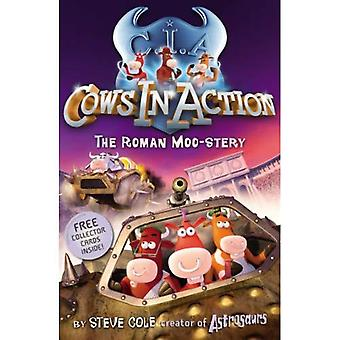 Vaches en Action : le Roman Moo-Geoffrey (vaches en Action)