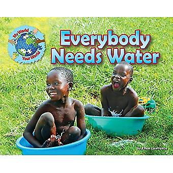 Everybody Needs Water (My World Your World)