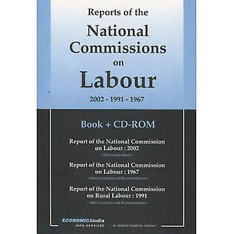 Reports of the National Commissions on Labour