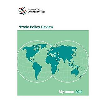 Myanmar 2014 (Trade Policy Review)