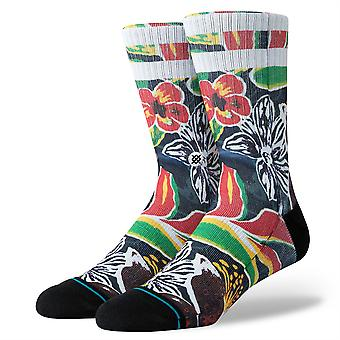 Stance Foundation Mens Socks ~ Sinharaja (size L)