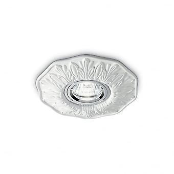 لوكس مثالية بولكا التصميم الكلاسيكي الأبيض السقف النازل، GU10