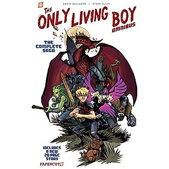 The Only Living Boy Omnibus
