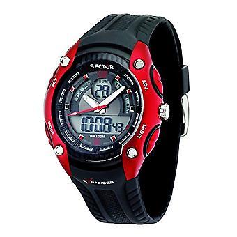 Sector Expander R3251574002-men's wristwatch, analog and digital Expander-Street