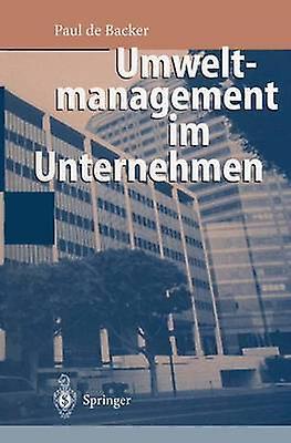 UmwelthommeageHommest im UnternehHommes by Sttzer & G.