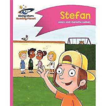 Reading Planet - Stefan - Pink B - Comet Street Kids by Adam Guillain