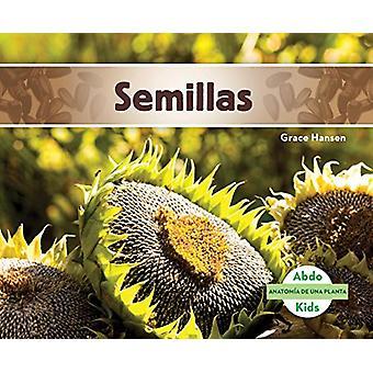 Semillas (Seeds) by Grace Hansen - 9781624026614 Book