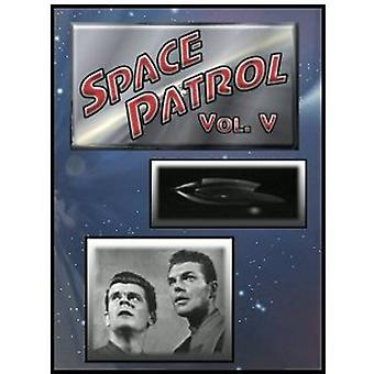 Vol. 5-Space Patrol TV Show [DVD] USA import