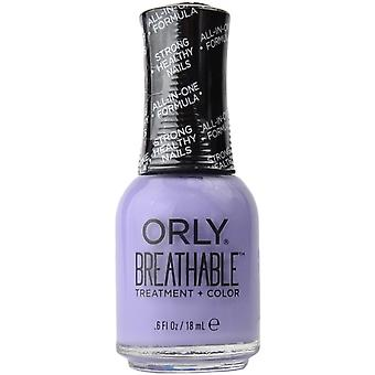 Orly Breathable Treatment & Colour - Just Breathe 18ml (OR918)