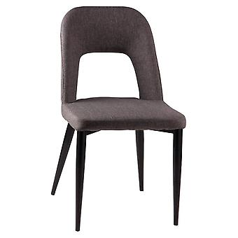 Wellindal Upholstered Chair Metal Anika (Furniture , Chairs , Chairs)