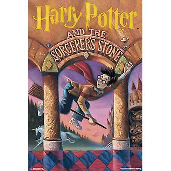 Poster - Studio B - Harry Potter - Sorcerer s Stone 36x24