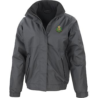 Royal Military Police - Licensed British Army Embroidered Waterproof Jacket With Fleece Inner