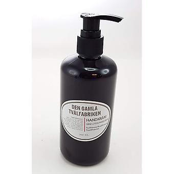Lotion hand with pump rose/rhubarb 300 ml