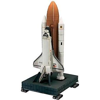 Revell 4736 Space Shuttle Discovery & Booster Spacecraft assembly kit 1:144