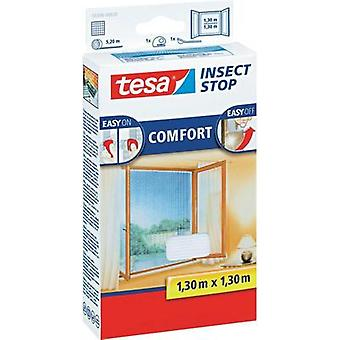 Fly screen TESA tesa® Insect Stop COMFORT (L x W) 1300 mm x 1300 mm White 1 pc(s)