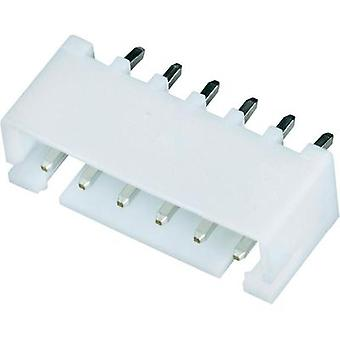 JST 801136 Multi-pin Connector, Straight Series XH Number of pins: 7 Nominal current (details): 3 A