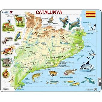 Larsen Great Catalunya Physics Puzzle (Toys , Boardgames , Puzzles)