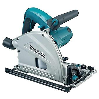 Makita SP6000J1 110v duik Cut zag Kit met 2 x 1.4m Rails