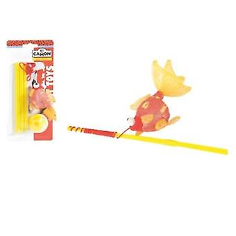 Camon Cane Game With Ventosa (Cats , Toys , Teaser Wands)