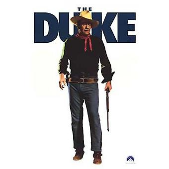 John Wayne Movie Poster (11 x 17)