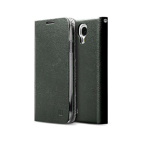 Walnutt E-Stand Diary Cover Samsung Galaxy S4 i9500 - Dark Grey