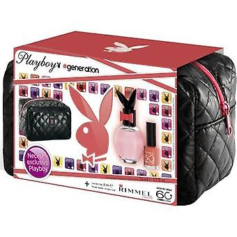 Playboy Woman Generation Neceser Cologne 50 V + Laca