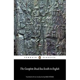 Complete Dead Sea Scrolls in English by Geza Vermes