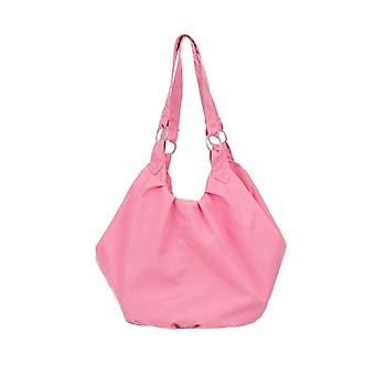 Obaby Pink Pompom Changing Bag