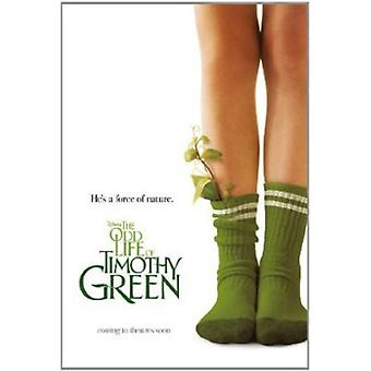 Odd Life of Timothy Green [DVD] USA import