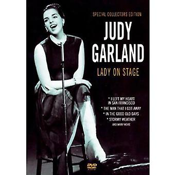 Judy Garland - dame på scenen [DVD] USA import