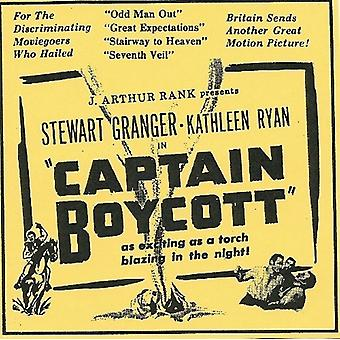 Captain Boycott [DVD] USA importeren