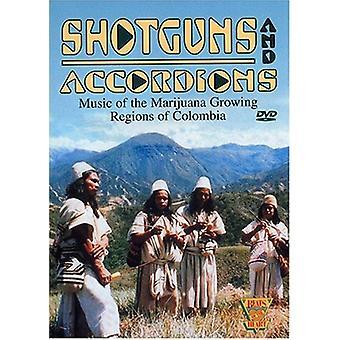 Shotguns & Accordions-Music of [DVD] USA import