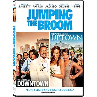 Jumping the Broom [DVD] USA import