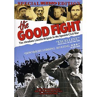 Buon combattimento - buona lotta/B&W/colore [DVD] Stati Uniti importare