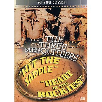 Three Mesquiteers: Western Double Feature Volume 2 [DVD] USA import