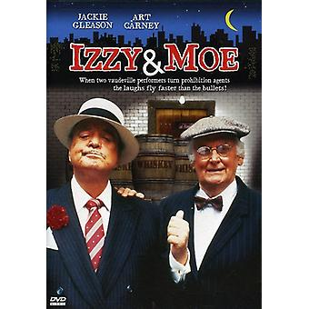 Izzy & Moe [DVD] USA importerer