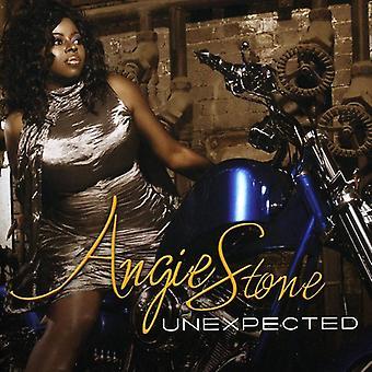 Angie Stone - uventet [CD] USA import