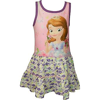 Girls Disney Princess Sofia The First Summer Sleeveless - Dress