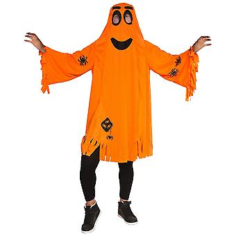 Pumpa kostym orange barn pumpa ghost Halloween KInderkostüm 0-6 år