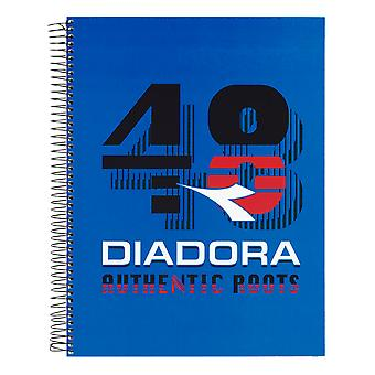 Safta Diadora Bloc A4 Micro 120 Hojas (Toys , School Zone , Notebooks And Folders)