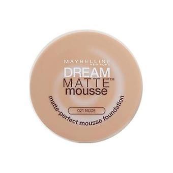 Maybelline New York Maybelline Dream mat Mousse - nue