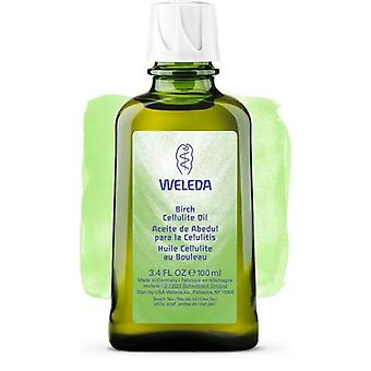 Weleda Birch Cellulite Oil 100 Ml. (Cosmetics , Body  , Facial , Moisturizers)