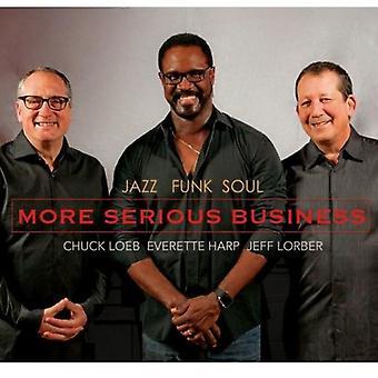 Jazz Funk Soul - mer seriös verksamhet [CD] USA import